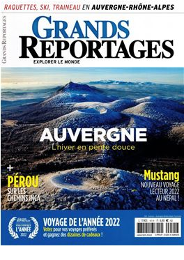 Abonnement Grands Reportages HS magazine