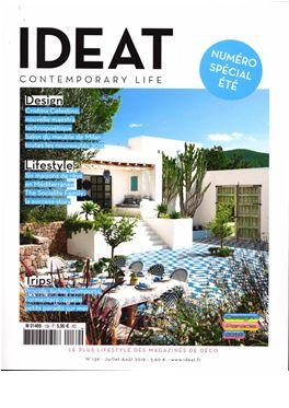 Abonnement Ideat magazine