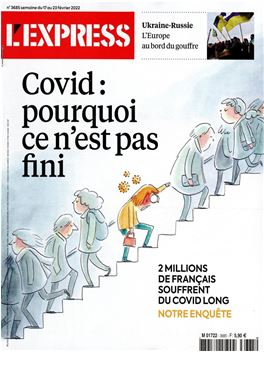 Abonnement L'Express magazine