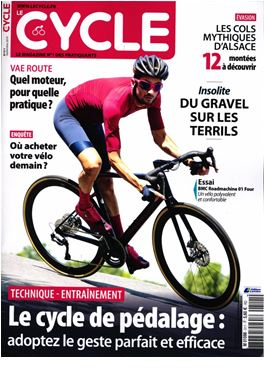 Abonnement Le Cycle magazine