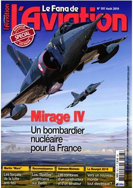 Abonnement Le Fana de l'Aviation magazine