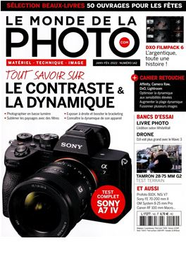 Abonnement Le Monde de la Photo.com magazine