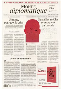 Abonnement Le Monde Diplomatique magazine