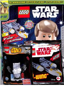 Abonnement Lego® Star Wars® magazine
