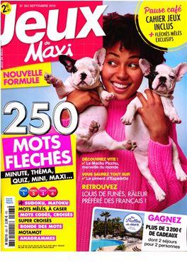 abonnement maxi cuisine magazine. Black Bedroom Furniture Sets. Home Design Ideas