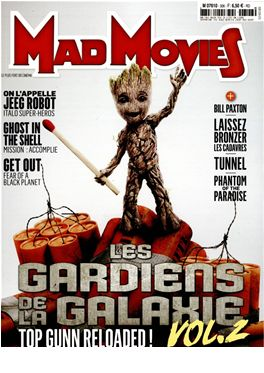Abonnement Mad Movies magazine