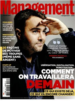Abonnement Management magazine