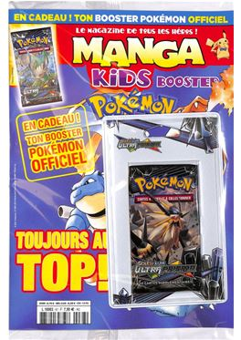 Abonnement Manga Kids magazine