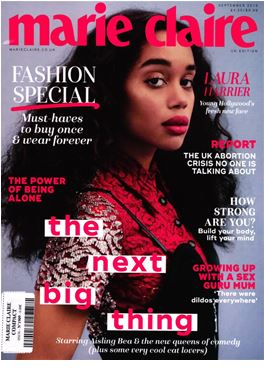 Subscription Marie Claire (GB) magazine