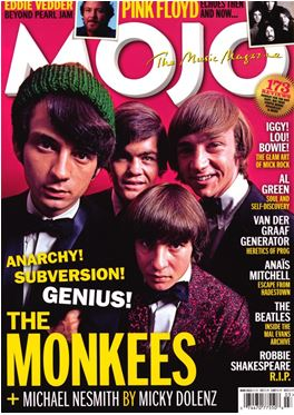 Abonnement Mojo (GB) magazine