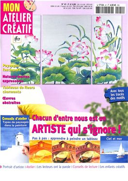 Abonnement tricots cr atifs magazine for Abonnement magazine design