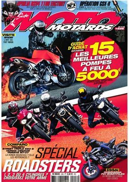 Abonnement Moto & Motards magazine