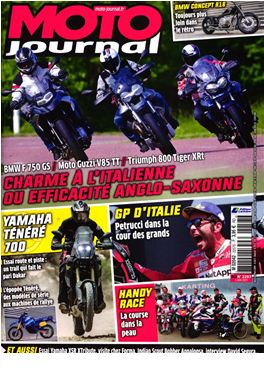 Abonnement Moto Journal magazine