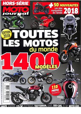 Abonnement Moto Journal HS magazine