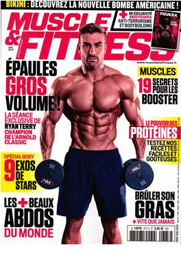 Abonnement Muscle & Fitness magazine