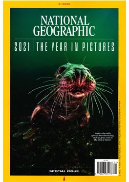 Abonnement National Geographic (US) magazine