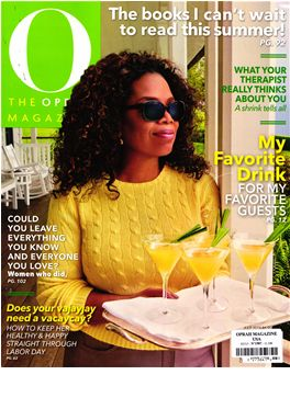 Abonnement O - The Oprah Magazine magazine