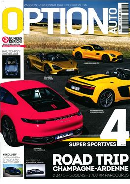 Abonnement Option Auto magazine