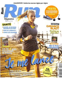 Abonnement Run Magazine magazine