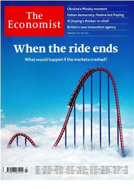 Abonnement The Economist magazine