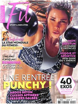 Abonnement Healthy Fit magazine