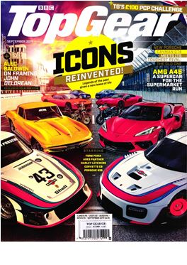 Abonnement Top Gear (GB) magazine