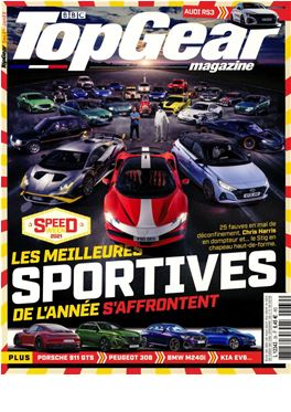 Abonnement Top Gear (FR) magazine