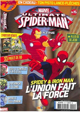 Abonnement Ultimate Spider-Man magazine