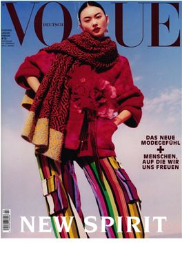 Abo Vogue (Deutsche Version) magazin