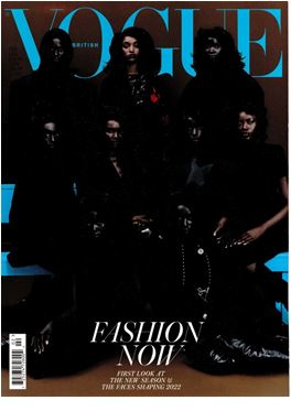 Abonnement Vogue (GB) magazine