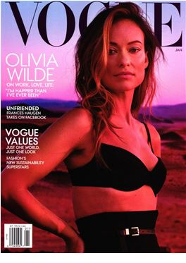 Subscription Vogue (US) magazine
