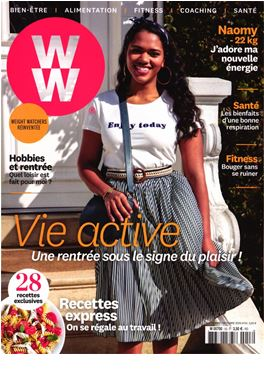 Abonnement Weight Watchers magazine
