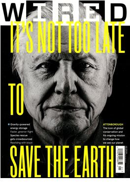 Subscription Wired (GB) magazine