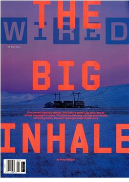 Abonnement Wired (US) magazine