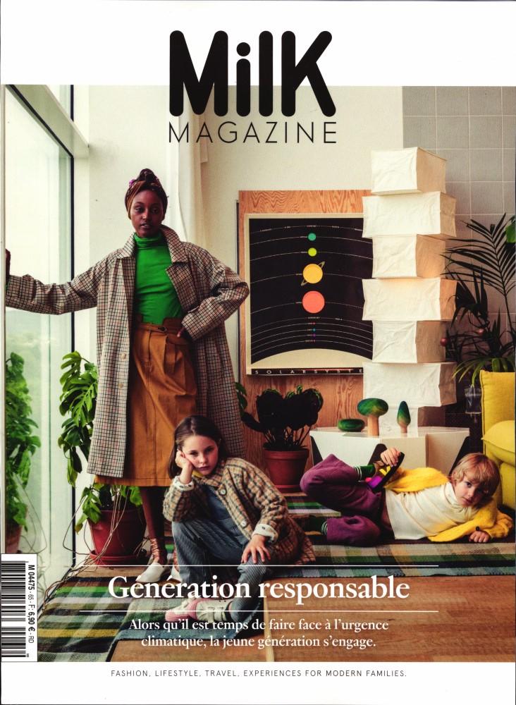 abonnement milk magazine. Black Bedroom Furniture Sets. Home Design Ideas
