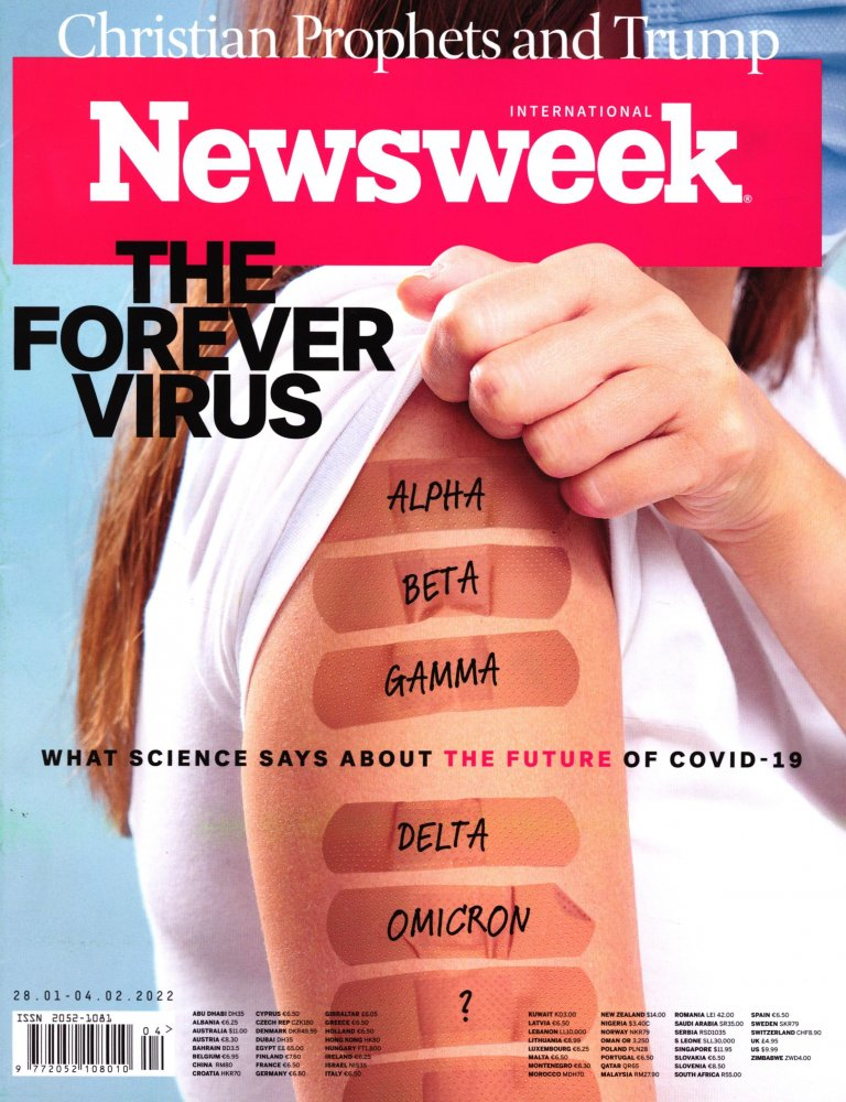 Subscription Newsweek magazine