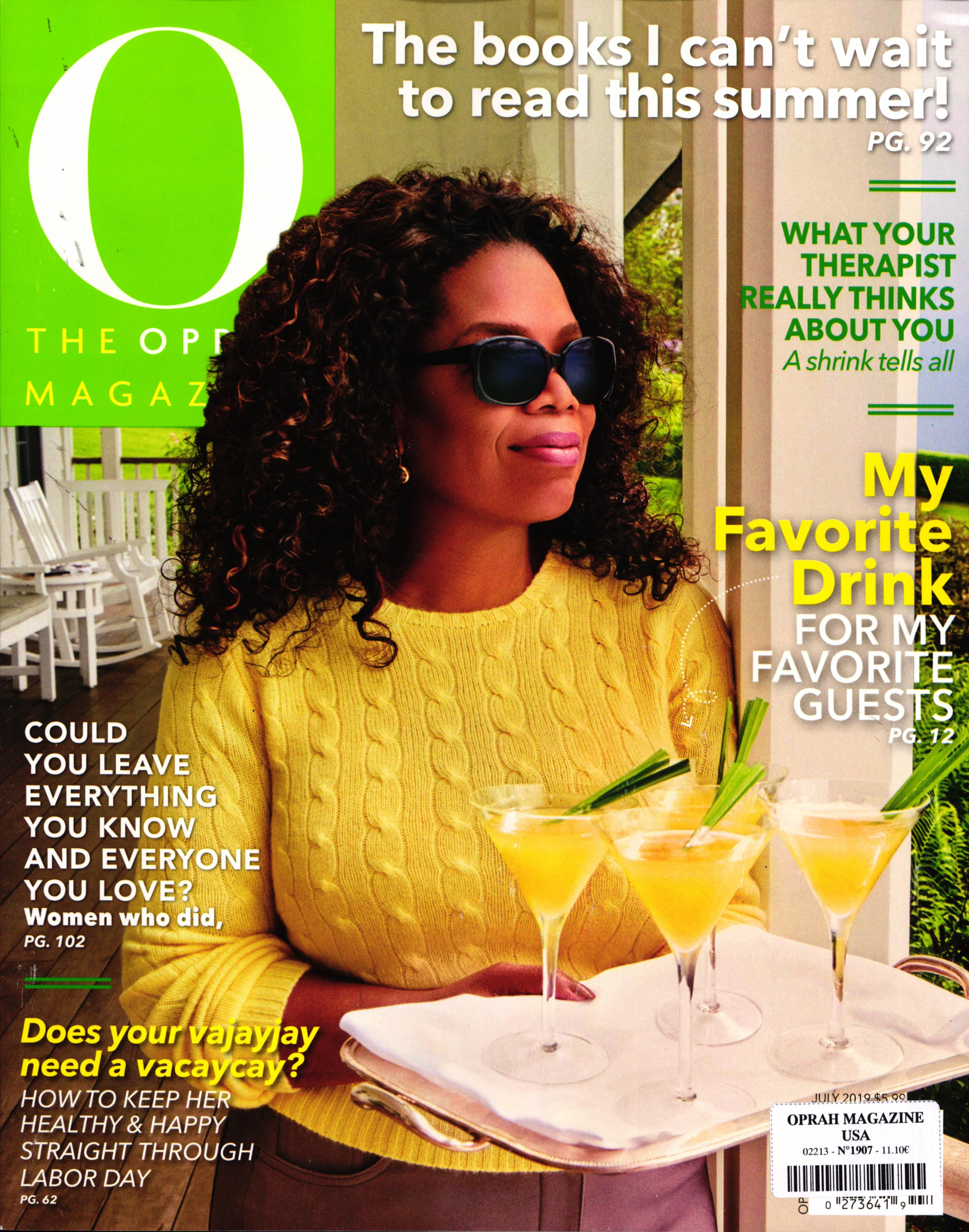 Magazin Abo abo o the oprah magazine