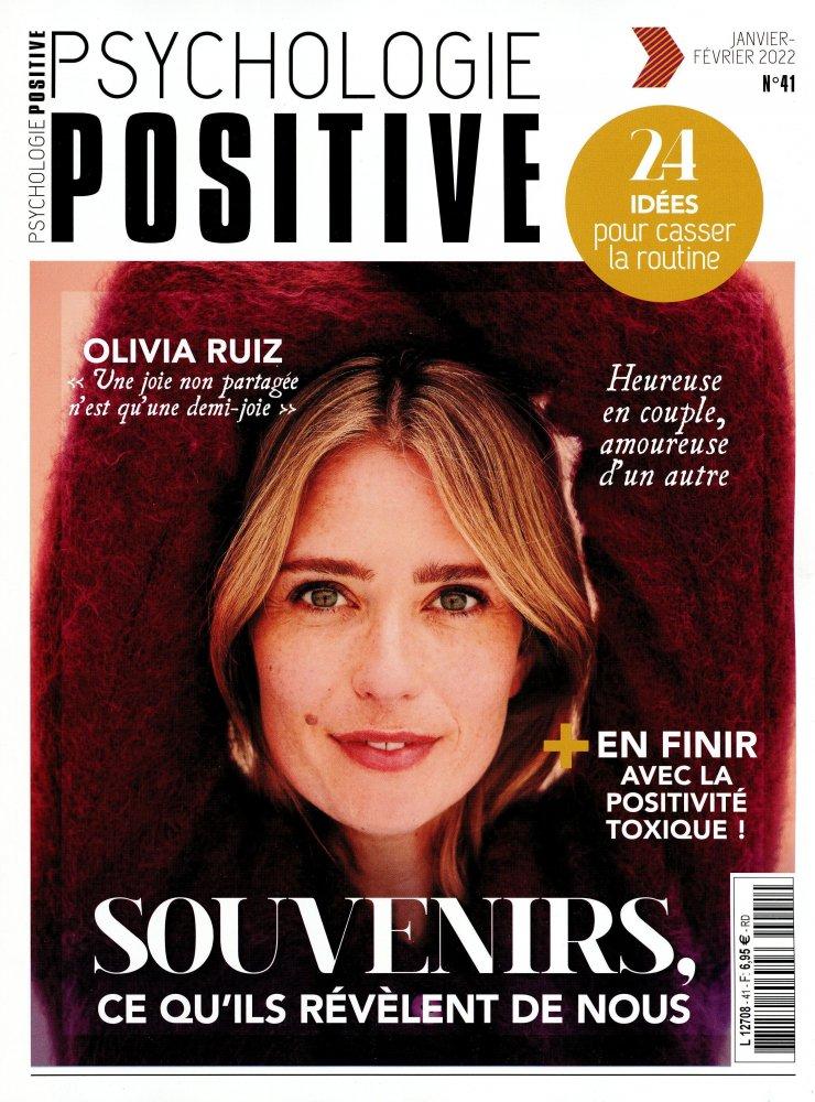 Abonnement psychologie positive magazine for Abonnement psychologie magazine