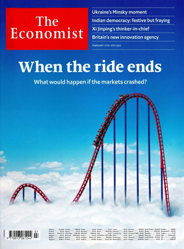 the economist abonnement