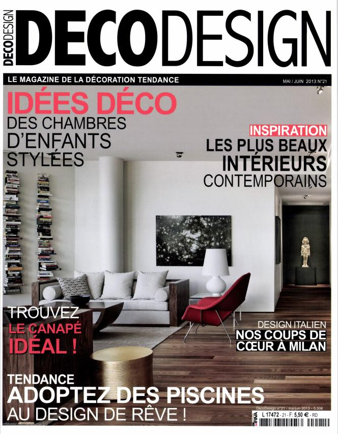 Magazines maison d co jardin dynapresse abonnements for Abonnement magazine design
