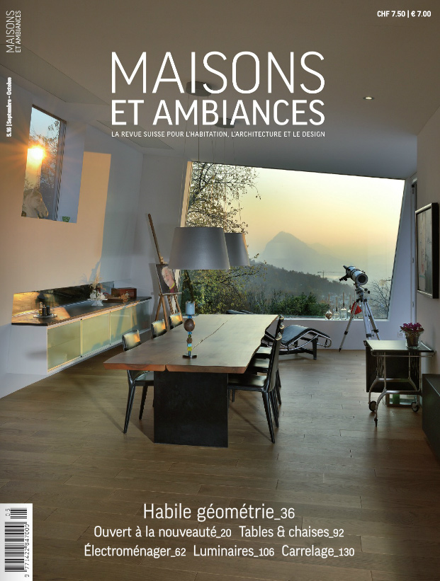 abonnement maisons et ambiances magazine. Black Bedroom Furniture Sets. Home Design Ideas