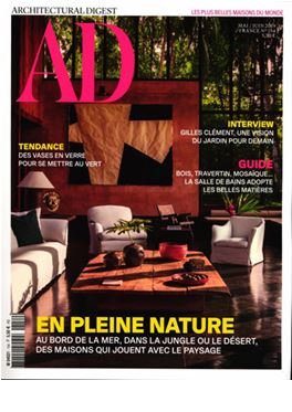 Abo AD - Architectural Digest magazin