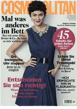 Abo Cosmopolitan (Deutsche Version) magazin