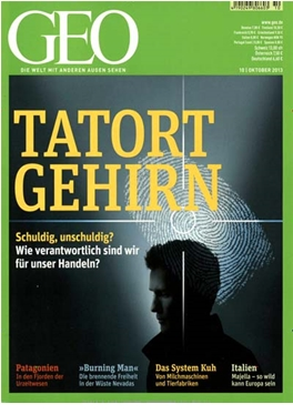 Abo Geo (Deutsche Version) magazin
