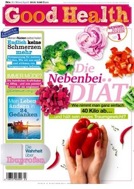 Abonnement Good Health magazine