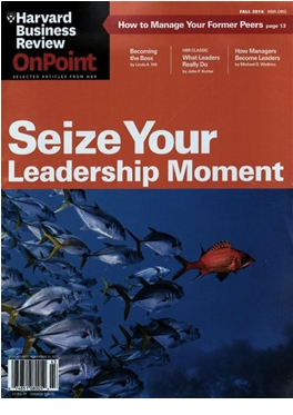 Abonnement Harvard Business Review On Point magazine