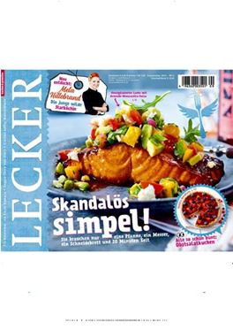 Abo Lecker magazin