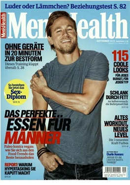 Abonnement Men's Health (Deutsche Version) magazine