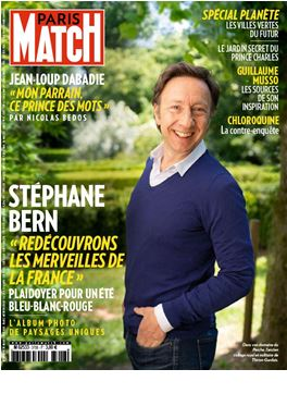 Abonnement Paris Match version Online magazine