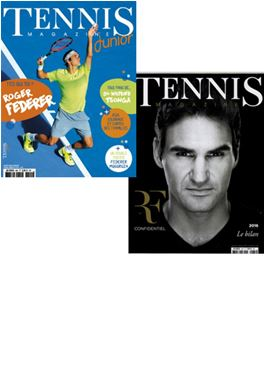 Abo Tennis Magazine + Tennis Magazine Junior magazin